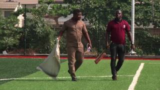 Black Stars captain Asamoah Gyan Sports Centre for former school Accra Academy