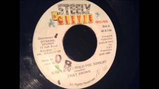 Foxy Brown - Baby Can I Hold You Tonight ( Taxi Riddim )