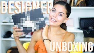 DESIGNER BAG UNBOXING! EEEEEK NEW CHANEL BAG