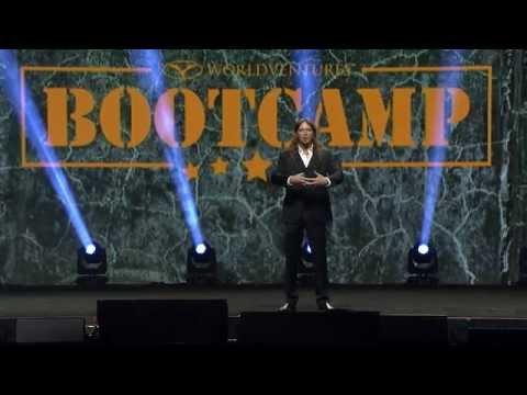 Eddie Head BootCamp Houston State of the Union Speech