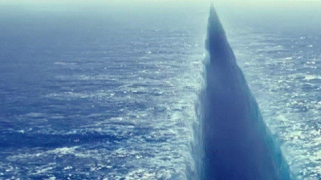 10 hiện tượng hiếm gặp trên Đại Dương