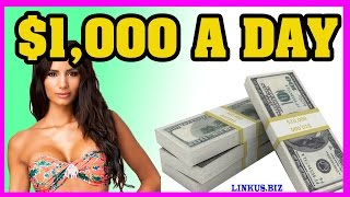 How To Make Money Online Fast - Get Your Passive Income $1,000 Per Day