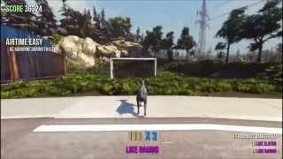 Goat Simulator Gameplay (PC HD)