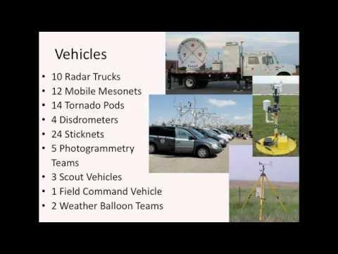 COD AMS Presentation - Tornado cyclones and Vortex II