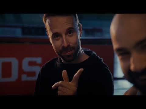 Behind the Scenes - 7DAYS COOL TV Spot ft. Euroleague Stars (2018)