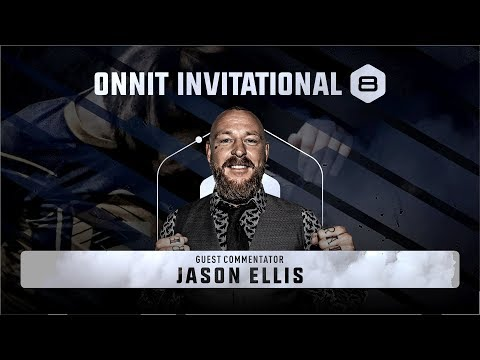 Onnit Invitational 8 With Special Guest Jason Ellis