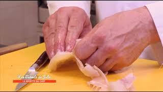 Recette : Oreilles de veau farcies de Thierry Marx - Les Carnets de Julie - Cuisiner le veau