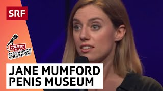 Jane Mumford: Wo bleibt das Vagina-Museum? | Comedy Talent Stage mit Lisa Christ | SRF Comedy