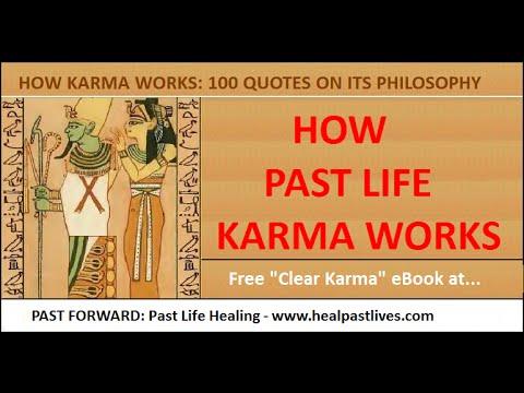 Karma healing how past life karma works youtube karma healing how past life karma works fandeluxe Image collections