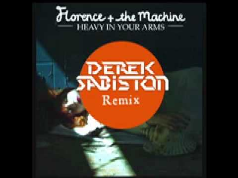 Florence + The Machine  Heavy in Your Arms Derek Sabiston Dubstep Remix