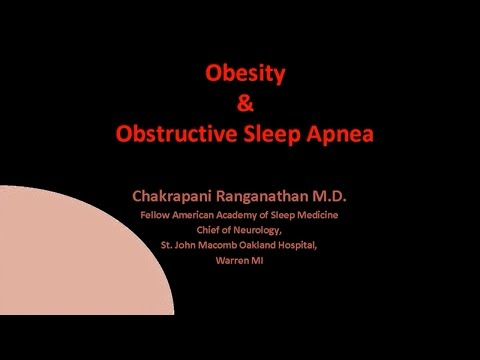 Obesity and Obstructive Sleep Apnea