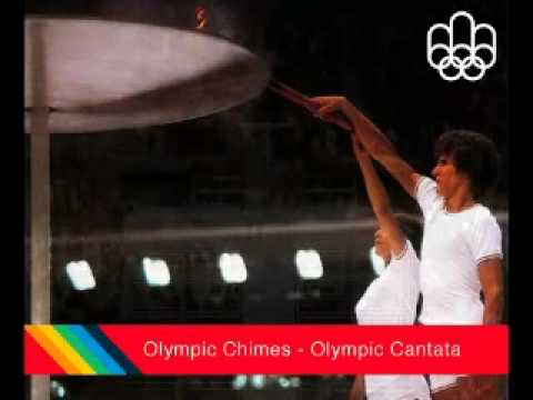 Montreal 1976 Olympics Music - Victor Vogel - Olympic Chimes - Olympic Cantata