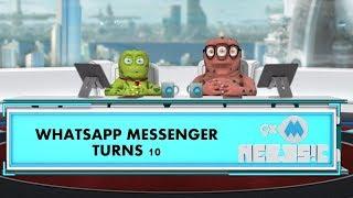 10 Years Of WhatsApp   9XM Newsic   Bade   Chote