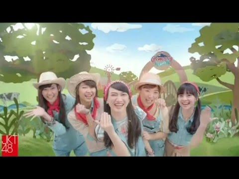 Iklan Yogurt Cimory JKT48