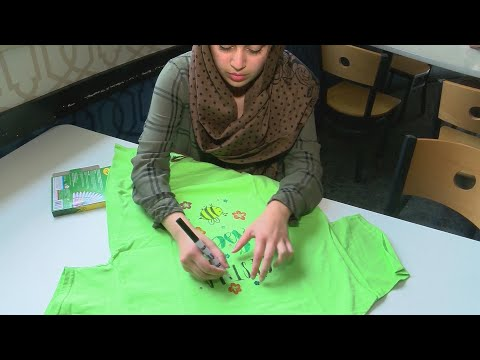 Wilkes Clothesline Display Project