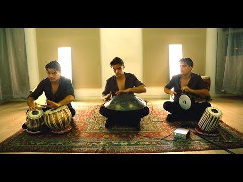 Loris Lombardo  Aramir  Handpan, tabla, kanjira, shaker, darbuka and konnakol