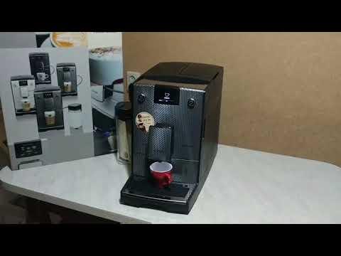 Обзор распаковки кофемашины Nivona 789 из Rozetka