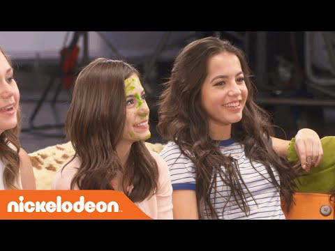 Kids' Choice Awards | Star Games #3: Two Truths & a Pie | Nick