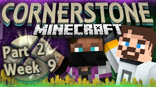 Minecraft Cornerstone - Gold Tax (Week 9 Part 2)