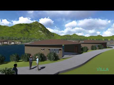 Nature Cure Center: Architectural Walkthrough