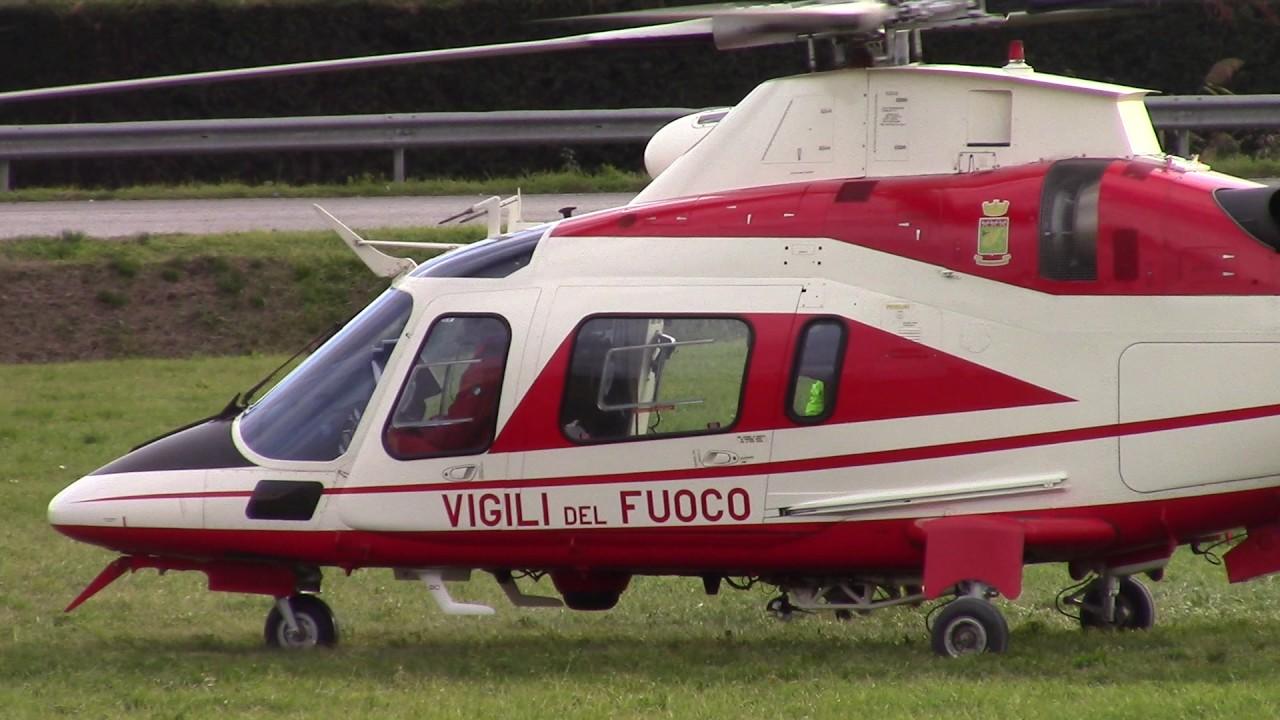 Elicottero X3 : Vigili del fuoco in azione con elicottero youtube