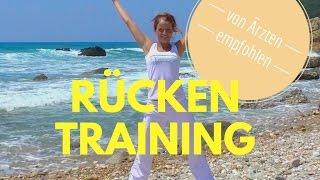 Professionelle Rückengymnastik - Rückentraining für zuhause