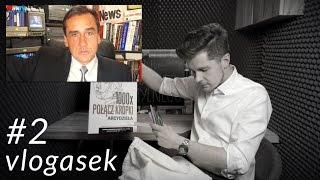 Vlogasek #2 Max Kolonko, kropki, Q&A, videodowcip, TVP