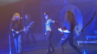 Megadeth - A Tout le Monde (Set Me Free) feat Cristina Scabbia @ Gibson Amphitheatre.CA 2-24-2012