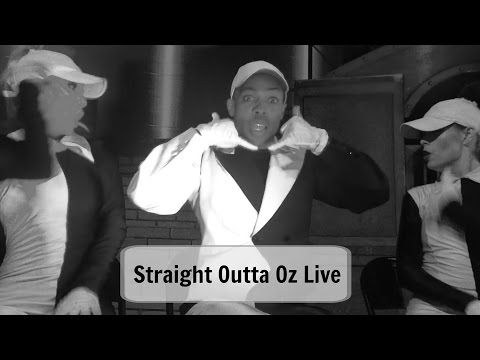 Todrick Hall - Straight Outta Oz