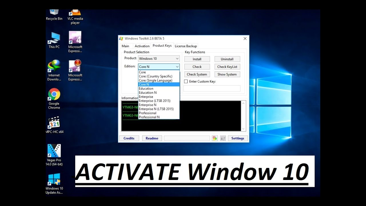 How to activate windows 10 with microsoft toolkit for free easy way how to activate windows 10 with microsoft toolkit for free easy way 2017 ccuart Choice Image