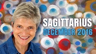 SAGITTARIUS DECEMBER 2016 Astrology | Barbara Goldsmith