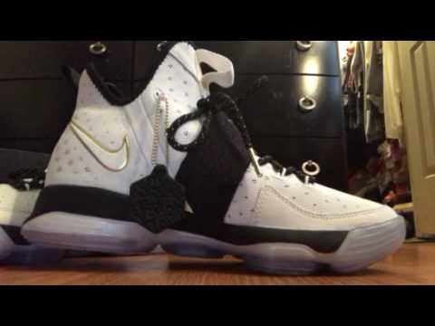 a7218803d282 Lebron 14 Unboxing - YouTube