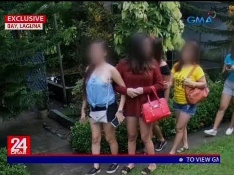 9 na babaeng ibubugaw umano sa ilang seaman, nasagip; 4 na suspek, arestado