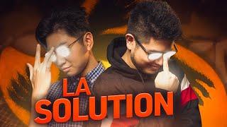 SOLUTION DU JEU :