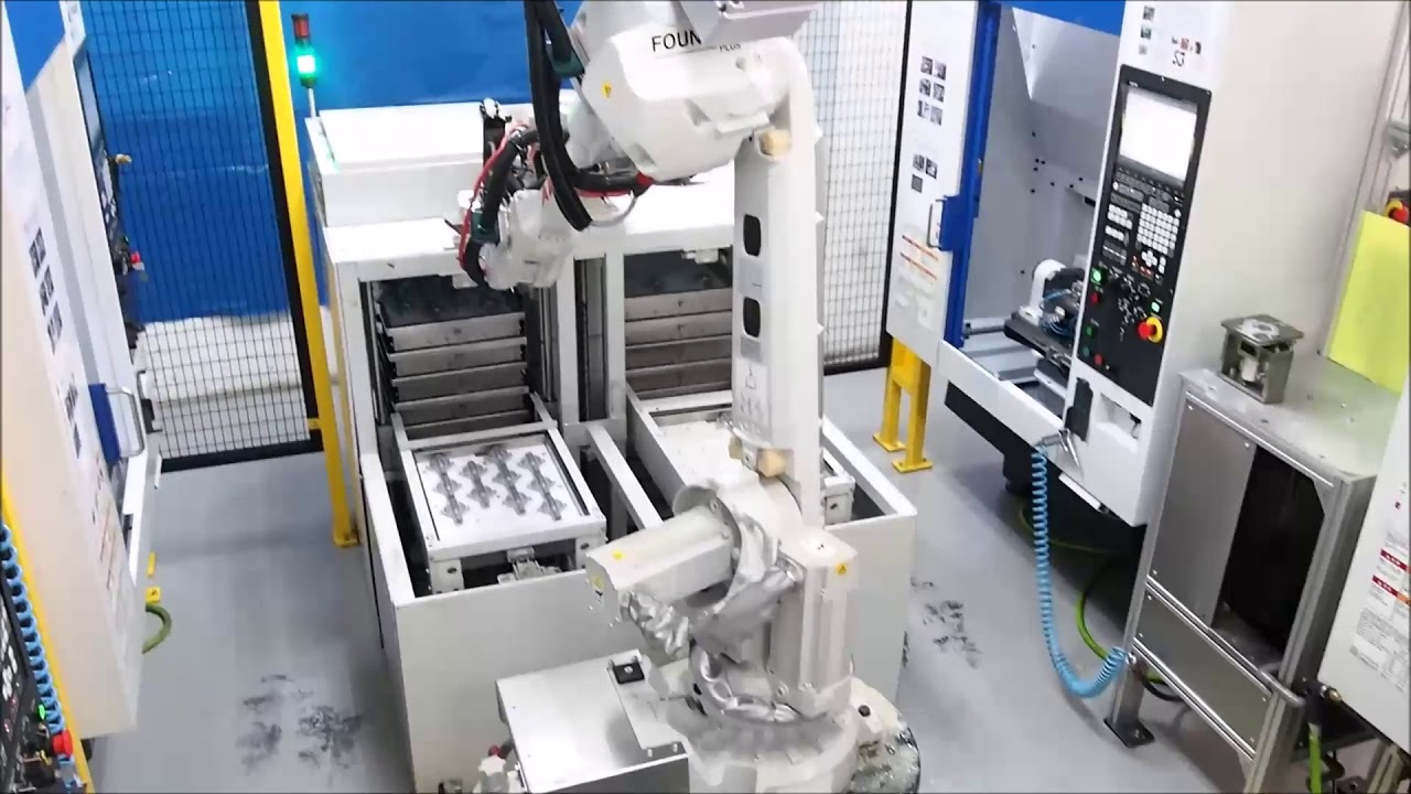 flexible manufacturing A flexible manufacturing system (fms) is a group of numerically-controlled machine tools, interconnected by a central control system the various machining cells are interconnected, via loading and unloading stations, by an automated transport system.