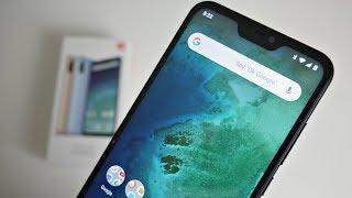 видео Xiaomi Mi A2 Lite