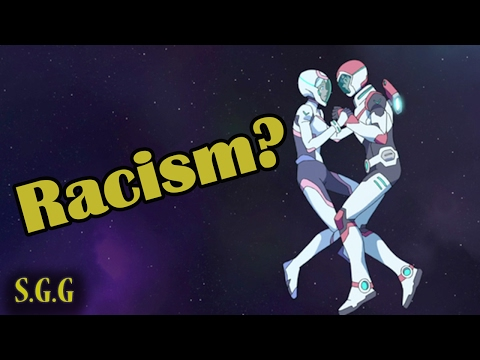 Voltron Legendary Defender & Casual Racism?