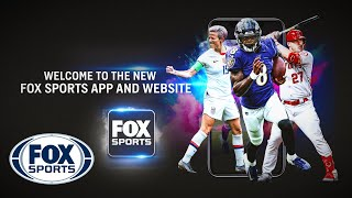 Welcome to the new FOX Sports App and Website! | FOX SPORTS