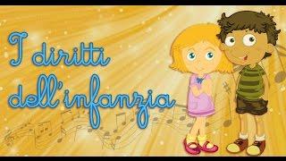I diritti dei bambini - Canzoni per bambini di Mela Music @MelaMusicTV