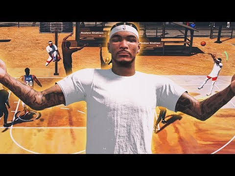 My OFFENSIVE THREAT SHOT CREATOR Is UNGUARDABLE In NBA 2K20! BEST SG BUILD Takes Over The PARK!
