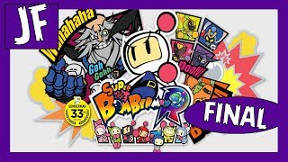 Finalizando: Super Bomberman R PC