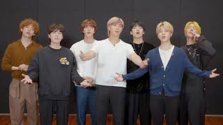BTS Win Top Social Artist [BBMAs Acceptance Speech 2021]! - bts billboard 2021 acceptance speech