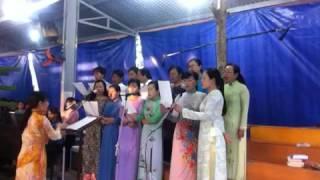 Ca nguyện xây thánh đường 1
