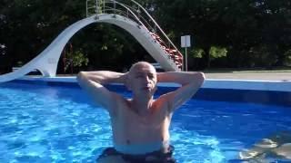 Плавание. Урок- 37 .  Упражнения - 2 - B,C,D .