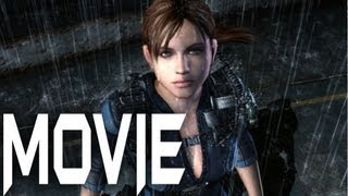 Resident Evil Revelations - All Cutscenes (Game Movie)