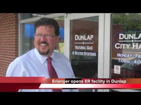 Erlanger ER opens in Dunlap TN, Sequatchie County