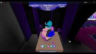 Roblox Dance Your Blox Off- Ex's & O's Freestyle