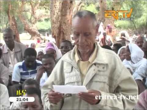 Eritrean News - Tigrinya - 30th July 2014 - Eri-TV