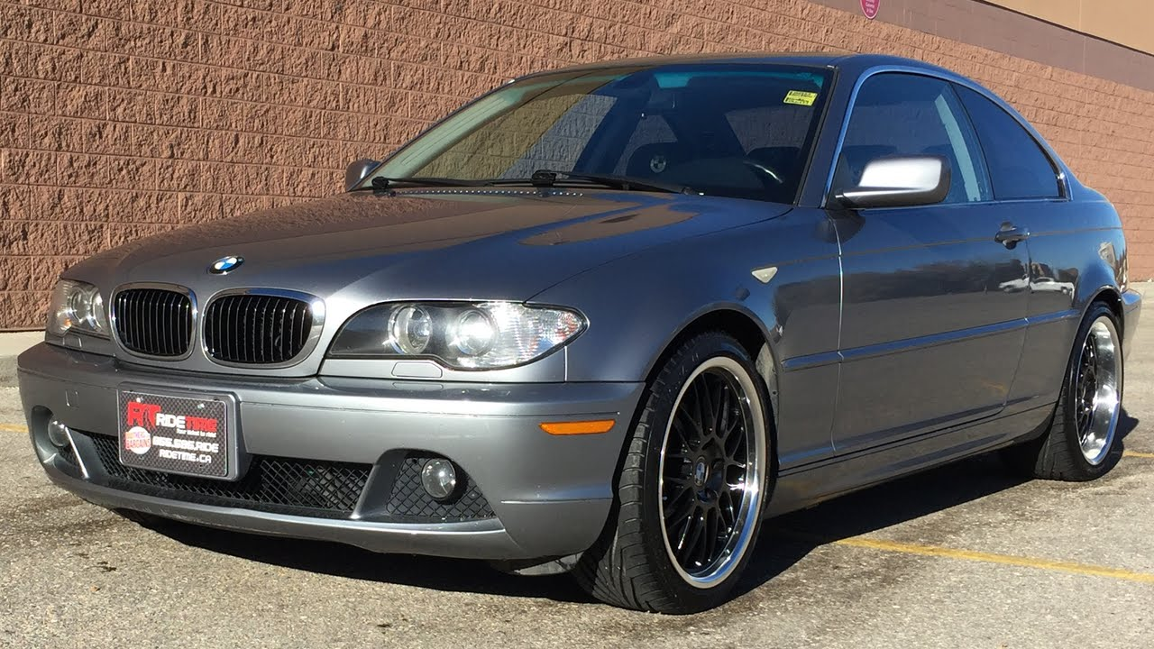 bmw 325ci 2004 specs