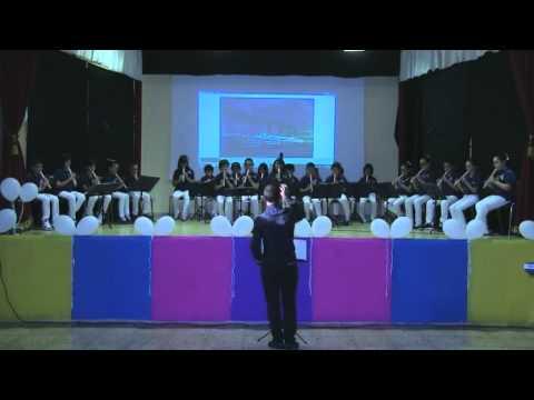 Saggio musicale 2013 di fine anno classe 4 Scuola primaria L.Capuana